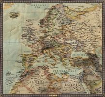 Europe in 1919(points challenge) by JaySimons