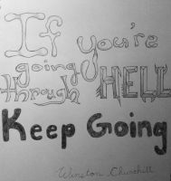 Keep Going by wispofcloud