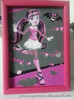 Monster High Draculaura by PoisonIgnorance