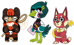 AC Adopts - 1 Left! by Plumbeck