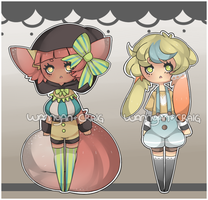 Collab Auction Adopts 003 [CLOSED] by WanNyan