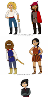 Pjo Princes by brennbug