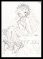 Wedding Dress by BlossomPPG