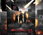 WWE The Shield 2.0 Poster V2 by SoulRiderGFX