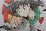 Inuyasha and Kagome by SnapShotDataBase