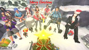 Merry Christmas 2015 by KyleC98