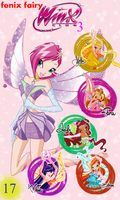 Winx Club S3 Episode 17 The Omega Mission by fenixfairy