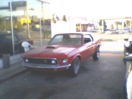 Mach 1 ( My car ) by Eric-was-here
