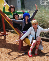 Slide by CosplayCousins