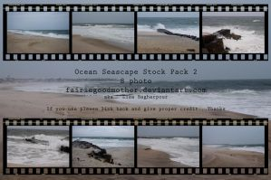 Ocean Seascape Stock Pack 1 by FairieGoodMother