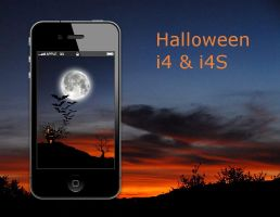 Halloween for iPhone 4S by biggzyn80