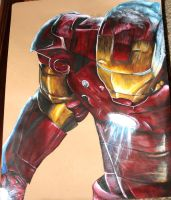 Iron Man by Cutestuffrocks