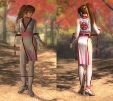 My favorite DOA outfits (Kasumi C2) by DoAfanboi