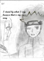 Naruto and Hinata Confession by penguinlover98