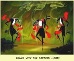 Dance with the Northern Lights by florescu
