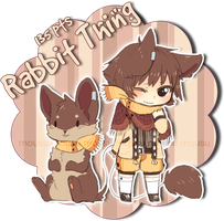 Rabbit thing [Closed] by Mousu