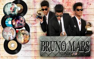 BRUNO MARS BY ALE by DDLoveEditions