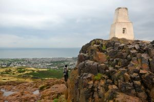 Arthur's Seat 1 - Edinburgh by wildplaces