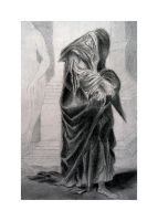 Cloaked Figure by Seany-Mac