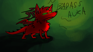 Badass by dragonicwolf