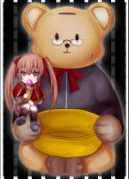 MM: Bear-chan Bank by RukaVermillion15