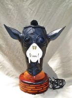 Ruffbeast Hood for KreepingSpawn by LeatherHead72
