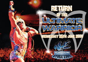 Ultimate Warrior by tanman1