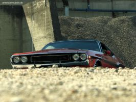 70 challenger rt by AmericanMuscle