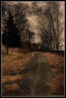 Forgotten Road by Keith-D