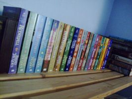 My Redwall Collection by Kelaiah