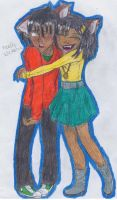Nicte and Angelo by SpicePrincess