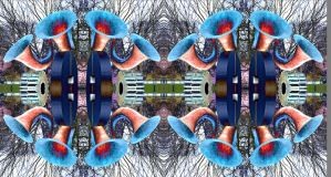 Hogwart DNA Rat Press In Stereo by aegiandyad