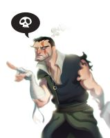 Don't mess with Bruce by caiomm