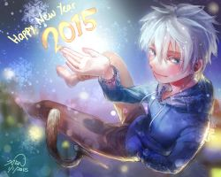 RotG- Happy new year 2015 by christon-clivef