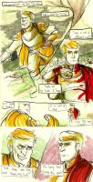 The Rains of Castamere by manonquinn