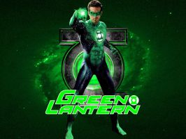 Green Lantern movie wp 2 by SWFan1977