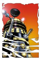 Dalek Supreme by jlfletch