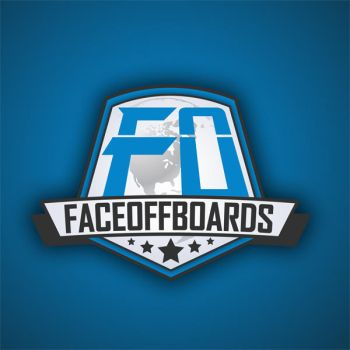 FaceoffBoards Logo by vcx-designs