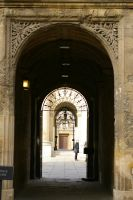 Oxford Passage by Eiande