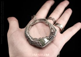 O necklace II by IMNIUM