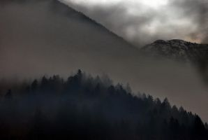 Going To The Misty Mountains by Son-of-Incogneato