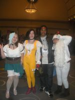 Anime Boston FFIX COSPLAYERS by RayValentine