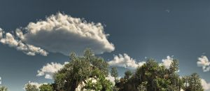 awesome clouds by oulyt