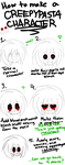 How to Make Your Own Creepypasta Character!!! by KristoonzArtist76