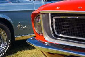 ford mustang by tobiasth