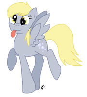 Derpy by TickleMeFrosty