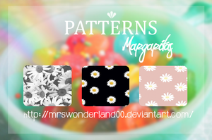 Patterns Margaritas. by MrsWonderland00