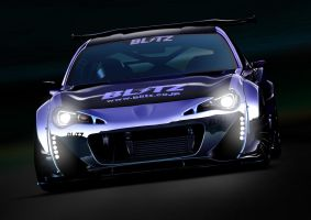 BLITZ TOYOTA 86 2014-2015 by FeiTerry