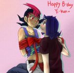 HAPPY BIRTHDAY YI-KUN by yong-rein