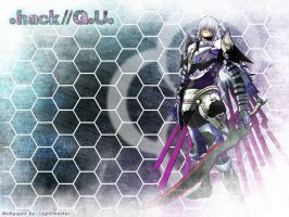 Wallpaper Azure Balmung by shirotsuki-hack